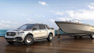 Mercedes-Benz X-Class Yachting Edition ซึ่งหรูหรากว่า Mercedes-Benz X-Class ปกติมาก - 2