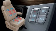 เบาะนั่งผู้ขับขี่สามารถปรับอุณหภูมิได้ถึง 3 ระดับ - 10