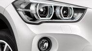 BMW X1 2018 ติดตั้งระบบไฟส่องสว่างด้านหน้าแบบ Bi-LED ที่มีจำนวนดวงไฟรวมกันมากถึง 6 ดวงบ่งบอกความเป็นรถสายพันธุ์ X อย่างแท้จริง - 10