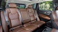 Volvo XC60 T8 ติดตั้งเบาะหนังแท้มีลายในตัวสีน้ำตาล Maroon Brown - 11