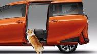 ระยะห่างระหว่างตัวรถและพื้นถนนต่ำ สามารถก้าวขึ้น-ลง ได้อย่างสะดวกสบาย - 9