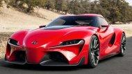 Toyota Supra 2019 ที่ได้รับการเผยแพร่ล่าสุดจากทาง Toyota  - 1