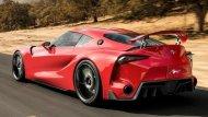 แน่นอนว่า สำหรับ Toyota Supra นั้นได้รับการพัฒนาควบคู่ไปกับ  BMW Z5 Roadster ตัวมันส์ของทาง BMW และได้รับการพัฒนามาจาก Toyota FT-1 ตัว Concept - 7