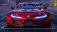 ไฟหน้าและกระจังหน้า ที่เน้นให้มีความโดดเด่นตามแบบฉบับรถ Super Car ที่นิยมกันในปัจจุบัน - 6