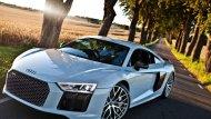 ดีไซน์โดยรวมของ 2017 Audi R8 V10 Plus - 1