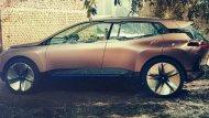 BMW เผยภาพอย่างเป็นทางการครั้งแรกของรถยนต์ครอสโอเวอร์ไฟฟ้า iNEXT - 4