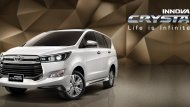 "Toyota Innova Crysta 2018  รถยนต์อเนกประสงค์อีกหนึ่งรุ่นของ Toyota ทีมาพร้อมกับสโลแกน ""เปลี่ยนให้ชีวิตทุกด้านเหนือระดับ"" - 1"