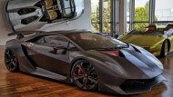 Lamborghini Sesto Elemento ผลิตโดยบริษัทรถยนต์สัญชาติอิตาลี ลัมโบร์กีนี เปิดตัวครั้งแรกที่งาน ปารีส มอเตอร์ โชว์ ปี ค.ศ. 2010 และเริ่มผลิตในปี ค.ศ. 2011 ในจำนวนจำกัดเพียง 20 คันเท่านั้น  - 5