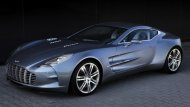 Aston Martin One 77 ได้กลายเป็นรถที่ขึ้นชื่อว่าสวยที่สุดในโลก - 2