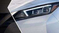 ไฟหน้าแบบ LED  ดีไซน์สวยแปลกแหวกด้วยรูปสี่เหลี่ยมผืนผ้า - 4