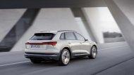 """Audi รุ่น e-Tron SUV Model  ได้เปิดตัวหลังจากก่อนหน้านี้ไม่ค่อยจะประสบความสำเร็จมากนับกับรุ่น """"Audi R8 e-tron Model"""" - 3"""