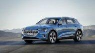 Audi นั้นได้เปิดเผยว่ารถแบบใหม่อย่าง Audi e-Tron คันนี้นั้นเป็นรถแบบ SUV Model รุ่นใหม่ล่าสุด - 4