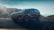 BMW X7 2019 ใหม่ ถูกปล่อยภาพทีเซอร์แรกอย่างเป็นทางการแล้ว - 1
