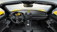 ตัวอย่างดีไซน์ภายในของ Porsche Cayman ในรุ่นก่อน - 11