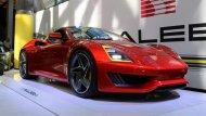 2018 Saleen S1 ที่เปิดตัวในงาน Los Angeles Auto Show 2017 - 1