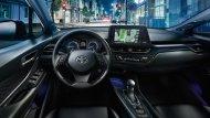 ดีไซนืภายในของ All New Toyota CH-R 2018 - 9