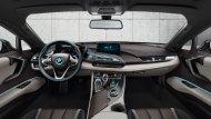 ภายในห้องโดยสารของ BMW i8 Coupe 2018 ตกแต่งสไตล์สปอร์ตสุดหรามาพร้อมกับการจัดวางอุปกรณ์และฟังก์ชั่นการใช้งานมาอย่างลงตัวโดยทุกอย่างจัดวางในตำแหน่งที่อำนวยความสะดวกและความปลอดภัยในการใช้งานต่อผู้ขับขี่ - 5