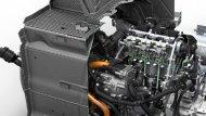 BMW i8 Coupe 2018 มาพร้อมกับขุมพลังไฟฟ้าที่ทำงานควบคู่กับเครื่องยนต์เบนซินเทอร์โบ 3 สูบ ขนาด 1.5 ลิตร ให้กำลังสูงสุด 231 แรงม้า แรงบิดสูงสุด 320 นิวตัน-เมตร - 9
