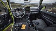 ภายในห้องโดยสารของ Suzuki Jimny 2019 อาจจะไม่ได้ดูหรูหราแต่ก็มาพร้อมกับฟังก์การทำงานและสิ่งอำนวยความสะดวกอย่างครบครัน - 5