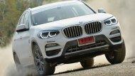 BMW X3 เป็นเอสยูวีอีกรุ่นที่ได้รับความนิยมในบ้านเราเช่นกัน - 1