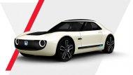 HONDA SPORT EV CONCEPT รถยนต์ต้นแบบรุ่นนี้ใช้แพลตฟอร์มเดียวกับ ฮอนด้า เออร์เบิน อีวี คอนเซ็ปต์ (Honda Urban EV Concept) ด้วยดีไซน์โครงสร้างตัวถังอันเป็นเอกลักษณ์ - 7