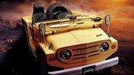 ปี 1970 รถ 4X4 รุ่นแรกของ SUZUKI ในประเทศญี่ปุ่น เริ่มต้นพัฒนาในปี 1968 และจำหน่ายในปี 1970 - 1