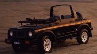 ปี 1981 SUZUKI SJ410 รถ 4X4 สไตล์ทันสมัย - 4