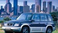 ปี 1995 SUZUKI Vitara รุ่น 5 ประตู เครื่องยนต์ 2.0 ลิตร V6 เป็นรถ 4X4 รุ่นแรกที่ออกแบบมาอย่างหรูหราแหกกฎรถ 4X4 - 8