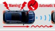 ระบบการควบคุมความเร็วคงที่ เมื่อมีรถด้านหน้าระบบจะจัดการกับความเร็วให้คงที่แบบอัตโนมัติเพื่อเพิ่มความปลอดภัยให้มากขึ้น - 8