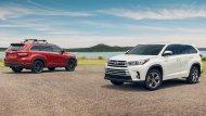 TOYOTA  HIGHLANDA 2019 รถ SUV สุดหรูระดับพรีเมียม ที่หลายครอบครัวไว้วางใจ  - 1