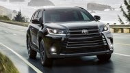 กระจังหน้าดีไซน์ใหม่ ใหญ่ขึ้นทำให้ TOYOTA  HIGHLANDA 2019 ดูเป็นรถ SUV ที่ทรงพลัง - 3