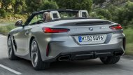 BMW Z4 ใหม่ มาพร้อมไฟหน้าแบบ LED เป็นอุปกรณ์มาตรฐาน พร้อมไฟท้ายแบบ LED ดีไซน์โฉบเฉี่ยว  - 10