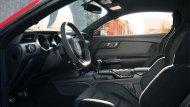 ดีเทลของการออกแบบ Ford Mustang GT350  2018 - 16