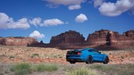 Ford Mustang Shelby GT350 นั้นถือเป็นรถแบบสปอร์ตที่แรงที่สุดและได้รับความนิยมสูงสุดรุ่นหนึ่งในประเทศสหรัฐอเมริกา  - 2