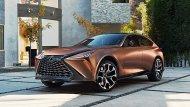 Lexus LF-1 Limitless Concept รถครอสโอเวอร์แนวคิดระดับ Flagship ของตนเอง (เปิดตัวครั้งแรกที่งานดีทรอยต์ ออโต้ โชว์ 2018) ไปอวดความเป็น Art Piece ของ Lexus - 1
