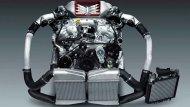 ขุมพลัง Nissan GT-R 2019 Special-Edition ยังคงใช้เครื่องยนต์ วี 6 สูบ เทอร์โบคู่ รหัส VR38DETT ให้กำลังสูงสุด 570 แรงม้า ที่ 6,800 รอบ/นาที และแรงบิดสูงสุด 637 นิวตันเมตรที่ 3,300-5,800 รอบ/นาที จับคู่กับเกียร์คลัตช์คู่ 6 สปีดพร้อมระบบขับเคลื่อน 4ล้อ - 10