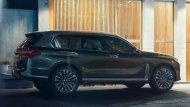 ดีไซน์ของ BMW X7 มีความใกล้เคียงกับเวอร์ชั่นต้นแบบค่อนข้างมาก  - 3