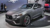 2019 Maserati Levante Trofeo โฉมใหม่ ที่ได้รับการพัฒนาให้เป็น SUV ที่ดีที่สุดแห่งปี 2019 - 1