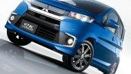 "MITSUBISHI eK CUSTOM 2019 เป็นรถยนต์ที่ได้แนวคิดในการออกแบบจาก ""Dynamic Shield"" ผลิตโดย Mitsubishi Motors - 2"