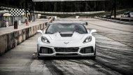 Corvette Model 2019 รถสปอร์ตพันธ์ุแรงแดนสหรัฐจาก General Motor - 1