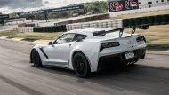 """ทีมงานของ Corvette Blogger ซึ่งราคาของเจ้า """"mid-engine Corvette C8"""" นั้นจะอยู่ที่พอๆ กับรถสปอร์ตสุดแรงแบรนด์อื่นๆ เช่น Corvette Stingray 2019, Stingray Z51 และ Grand Sport coupe Model  - 5"""