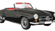 ผู้ประดิษฐ์รถยนต์สี่ล้อคันแรกของโลก ก่อตั้งเมื่อปี 1890 กับบริษัท Benz & Cie ของคาร์ล เบนซ์ (Carl Benz - 5