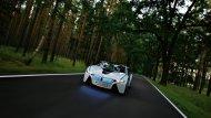 รถแนวคิด 2+2 ที่นั่งรุ่นนี้ ถือว่าเป็นการสะท้อนภาพของเทคโนโลยี ActiveHybrid ของ BMW  - 10