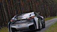 BMW เผยว่า Vision EfficientDynamics นี้มีอัตราการสิ้นเปลืองน้ำมันอยู่ที่ 3.76 ลิตร/100 กิโลเมตร ซึ่งสามารถเคลื่อนที่ไปได้ไกลถึง 50 กิโลเมตรโดยใช้พลังงานไฟฟ้าเพียงอย่างเดียว - 8