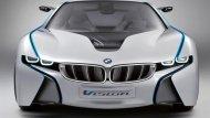 BMW Vision EfficientDynamics รถไฮเทคโชว์ตัวจริงในงาน Frankfurt Motor Show - 1