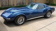 โดยในรุ่น C3 เป็น Chevrolet Corvette รุ่นที่สามและนับเป็นครั้งที่สองที่คอร์เวทท์จะใช้ชื่อปลากระเบน - 5