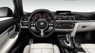 ภายในห้องโดยสารของ BMW 3 Series 2019 ออกแบบและตกแต่งอย่างหรูหราและใช้วัสดุระดับพรีเมียม เน้นโทนสีดำเพื่อเน้นความเป็นสปอร์ต - 5