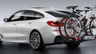 BMW 6 Series Gran Turismo มาพร้อมกับอุปกรณ์เสริมแร็คติดท้ายสามารถบรรทุกรถจักรยานได้ถึง 2 คัน - 10