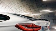 สปอยเลอร์หลังของ BMW 6 Series Gran Turismo จะเริ่มขยายตัวแบบอัตโนมัติเมื่อใช้ความเร็วเกิน 120 กม. / ชม. เพื่อเพิ่มประสิทธิภาพในการขับขี่ตามหลักอากาศพลศาสตร์ - 11