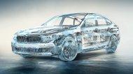 BMW EfficientLightweight เป็นโครงสร้างที่มีน้ำหนักเบาเพื่อช่วยให้การขับขี่มีประสิทธิภาพมากยิ่งขึ้น - 12